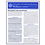 Dr. Eppley Appointed to the Berkeley Wellness Letter digital editorial board